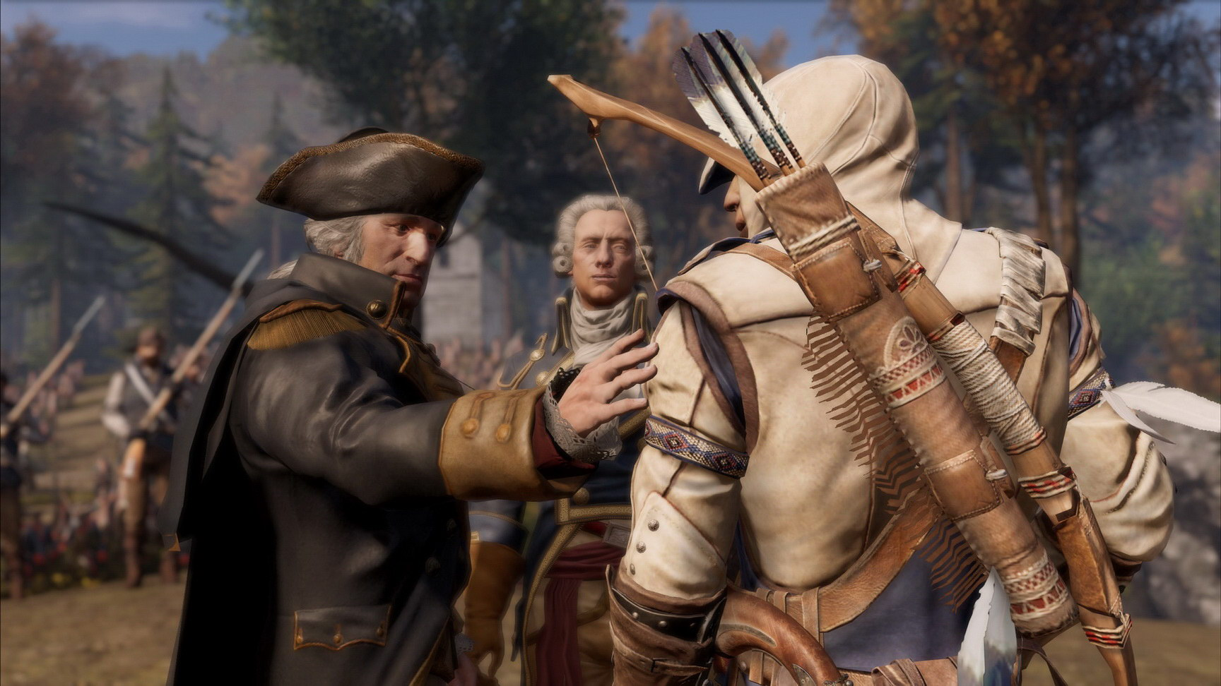 Assassins Creed 3 Remastered Assassin S Creed Iii Is Coming To