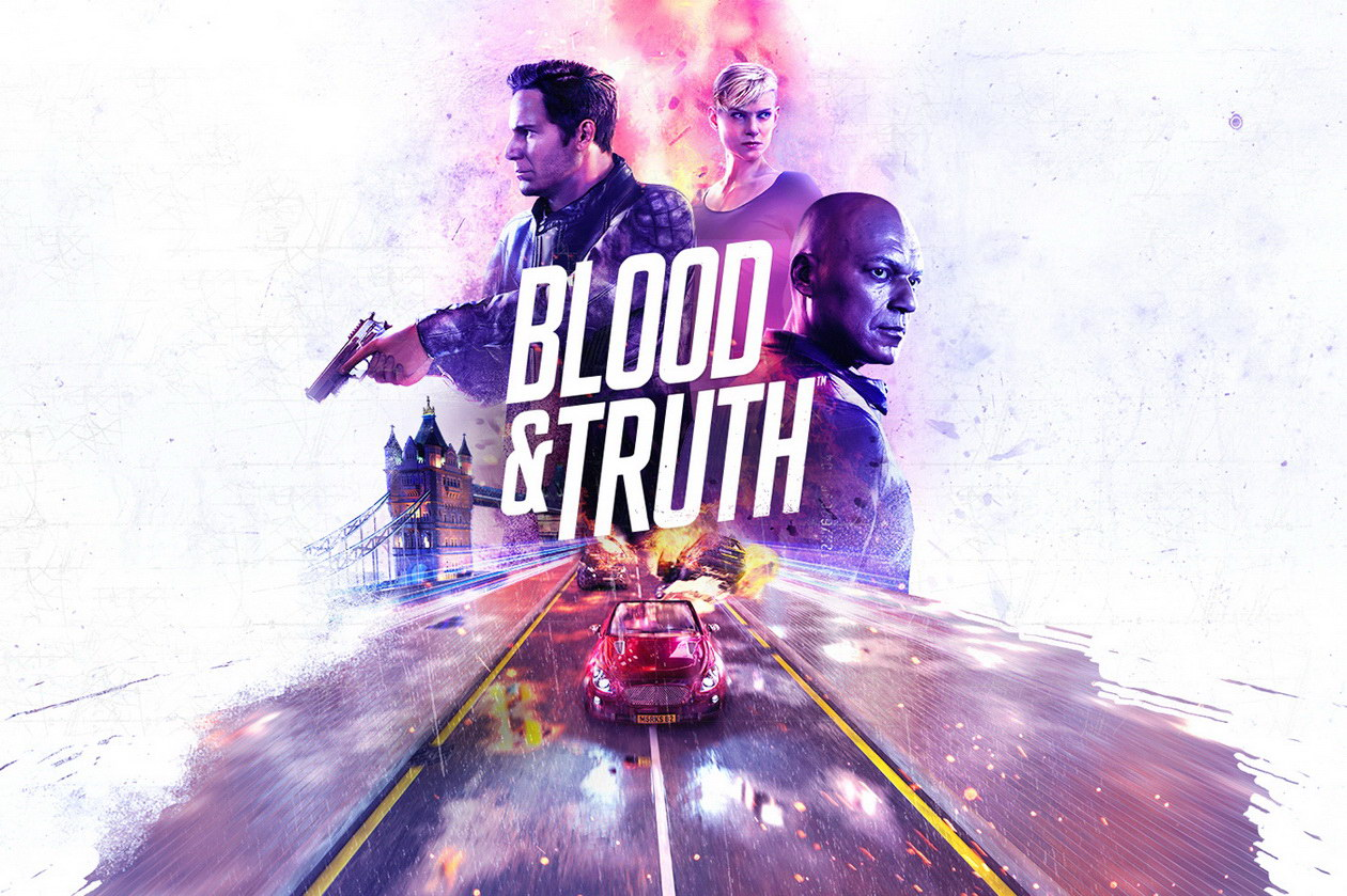Blood and Truth Test Playstation VR