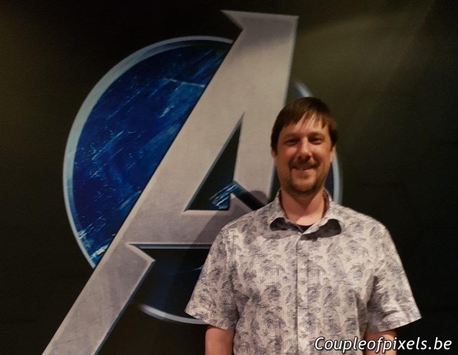 Marvel Avengers - Noah Hughes