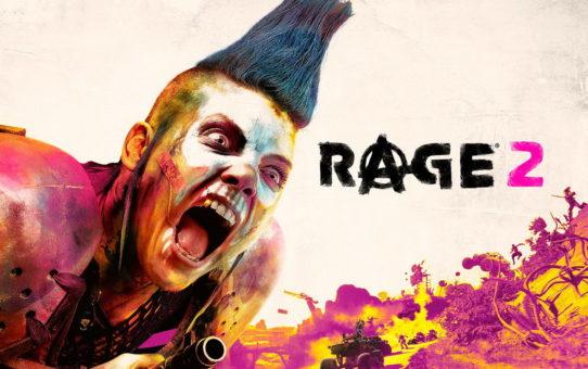 Rage 2 Test