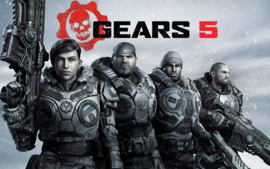 Gears 5 Preview E3 2019