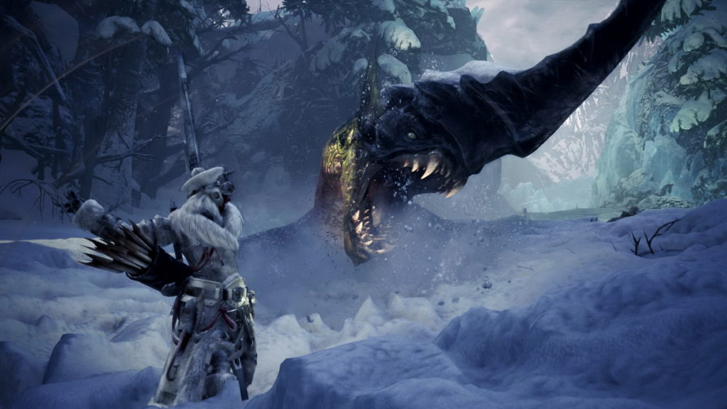 Monster Hunter World Iceborne Preview E3 2019