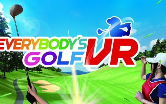 Everybody s golf VR