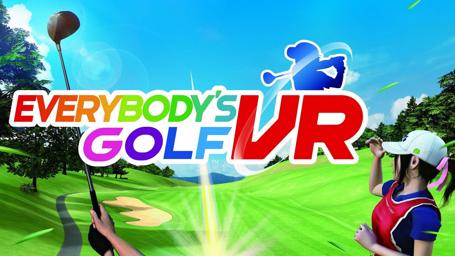 Everybody s golf VR