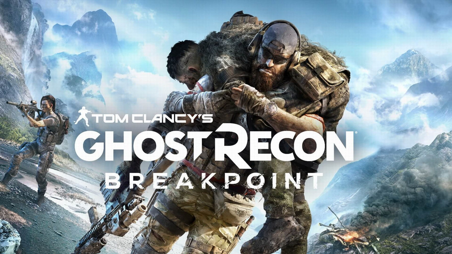 Ghost recon Breakpoint - Test