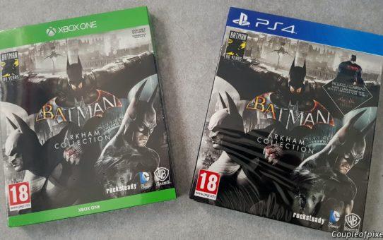 Batman Arkham Collection - Concours