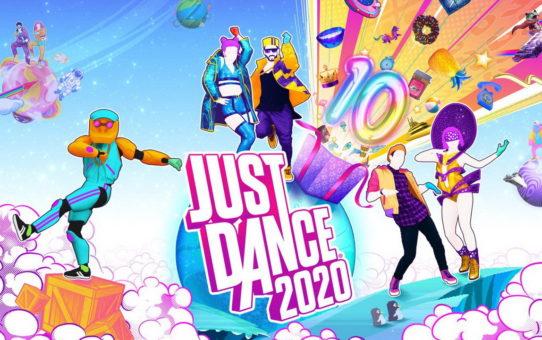 Just dance 2020 - Test