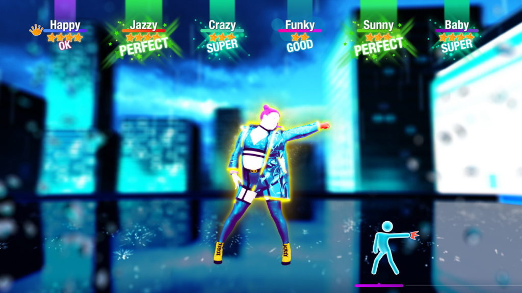 Just dance 2020 - Test