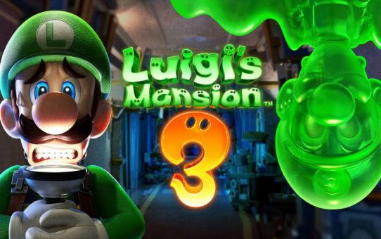 Luigi Mansion 3 - Test
