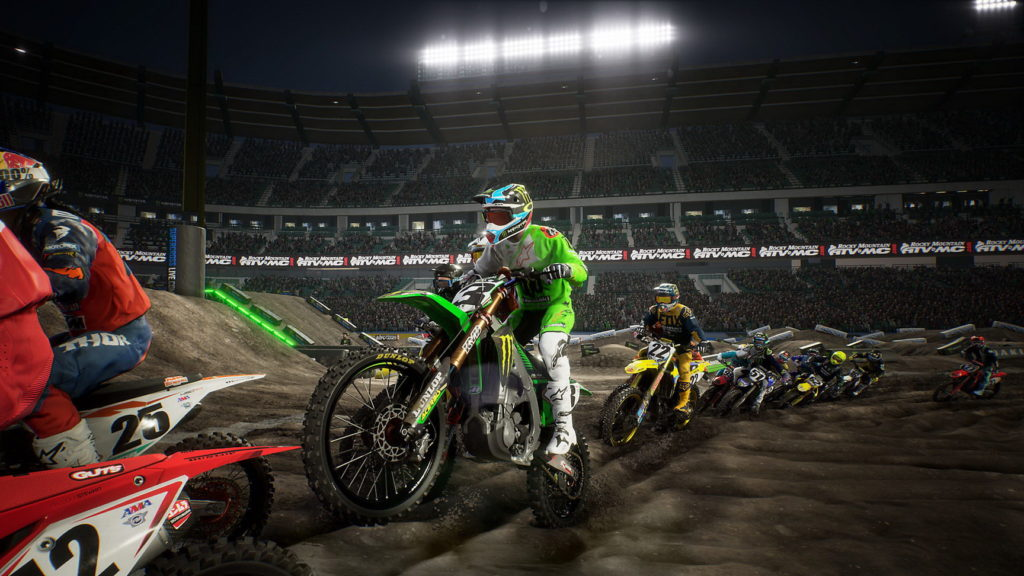 Monster Energy Supercross 3 - Test