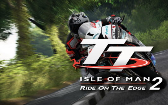 TT Isle of Man 2 - Test