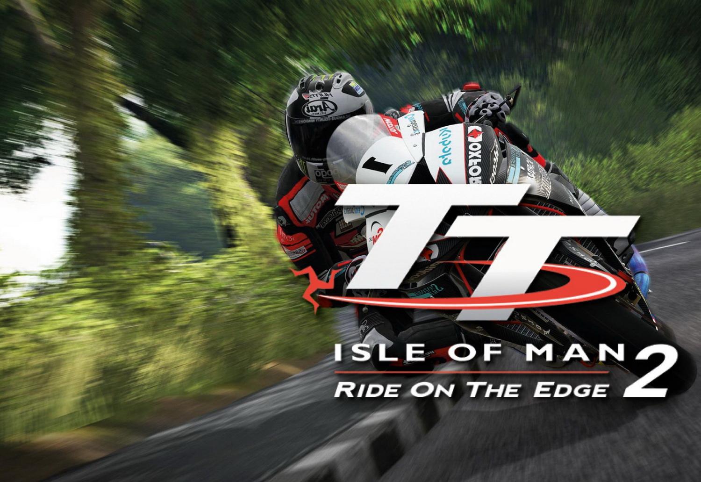 TT Isle of Man 2 - Test
