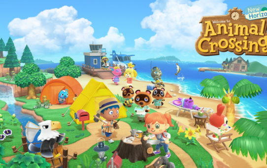 Animal Crossing New Horizons - Test