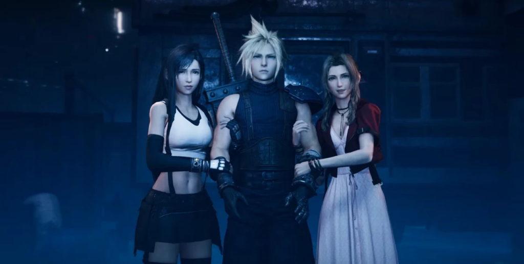 Final Fantasy VII Remake - Test