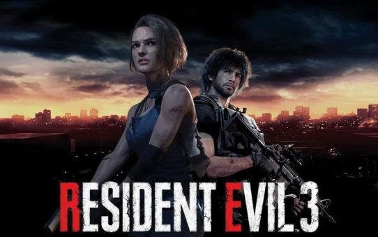 Resident Evil 3 - Test