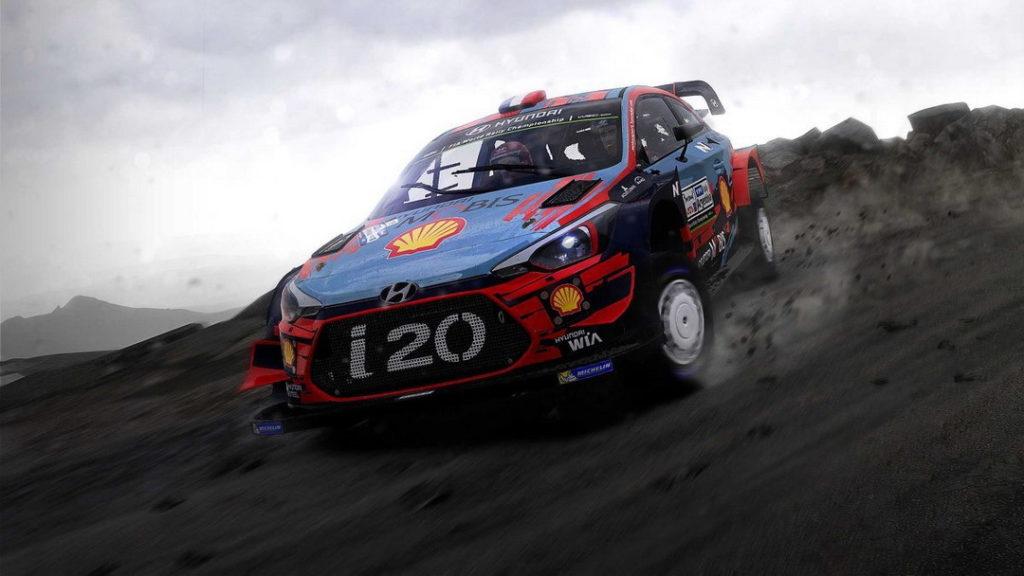 WRC9 - Test
