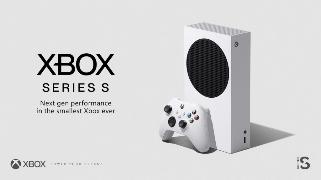 xbox serie x and s