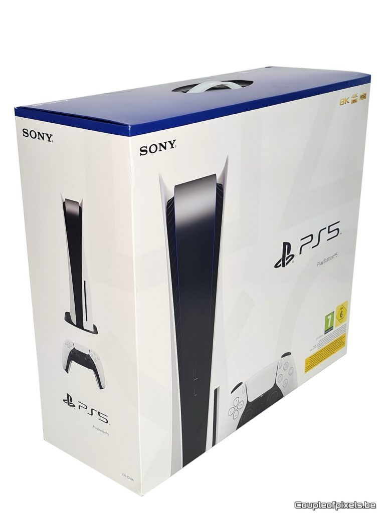 Unboxing PS5