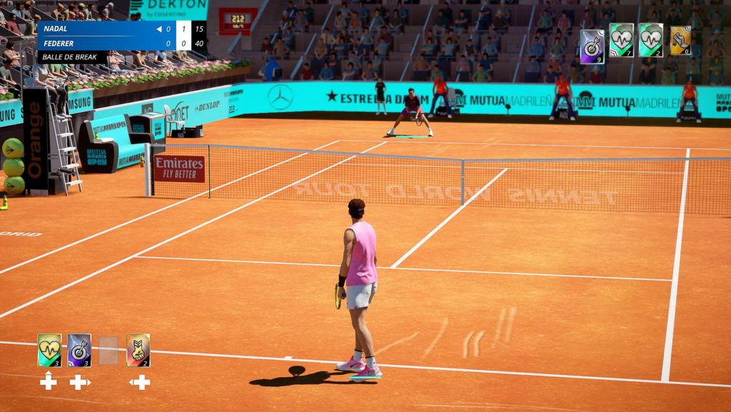 Tennis World Tour 2 - Test