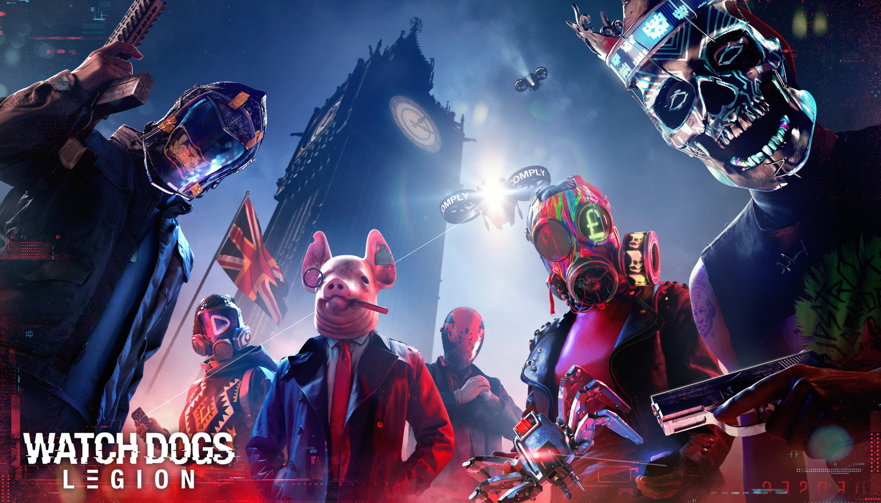 Watch Dogs Legion Preview