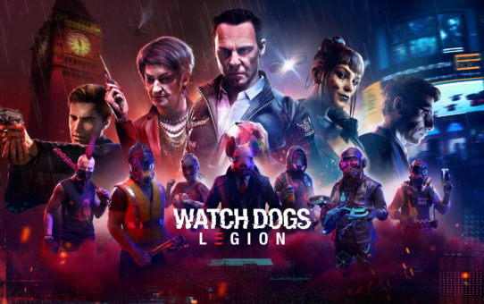 Watch Dogs Legion Test