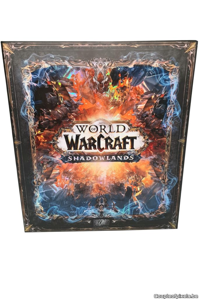 Déballage Collector World of Warcraft Shadowlands