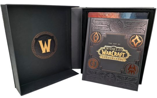 Déballage Collector World of Warcraft Shadowlands