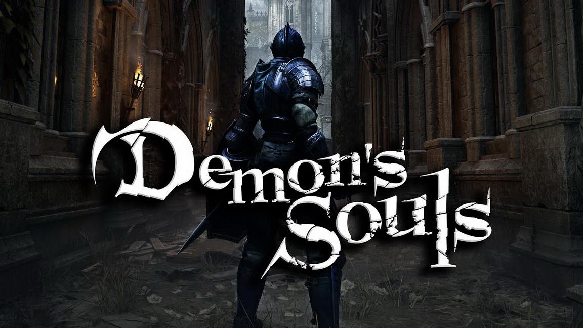Demon's Souls Remake - Test