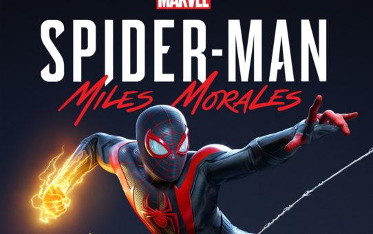 Spider-man Miles Morales - Test