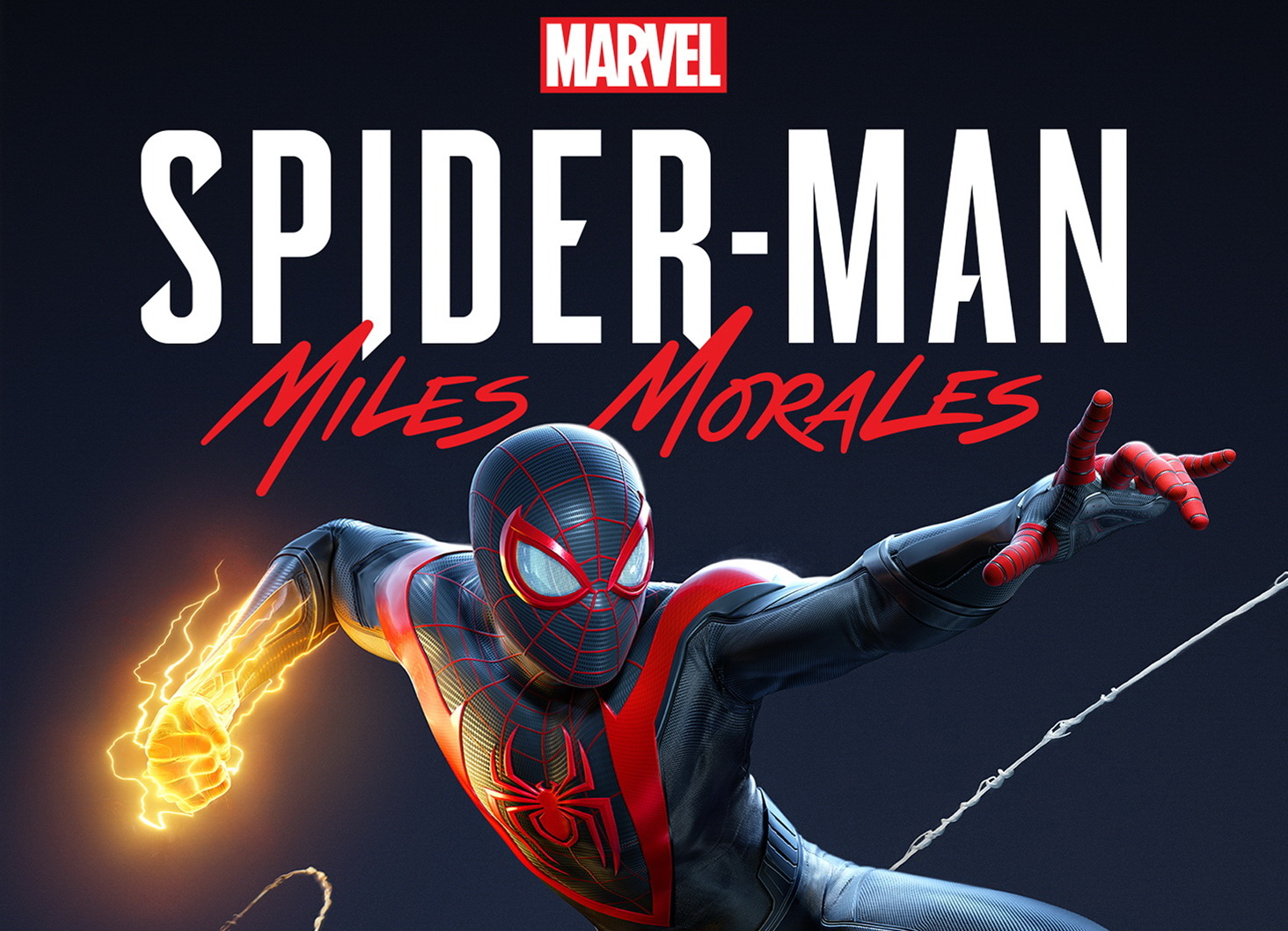 Spider-man Miles Morales - Test