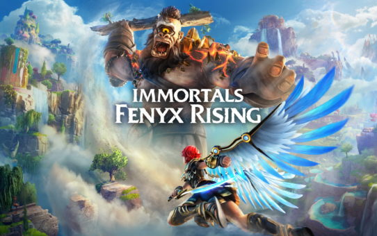 Immortals Fenyx Rising - Test