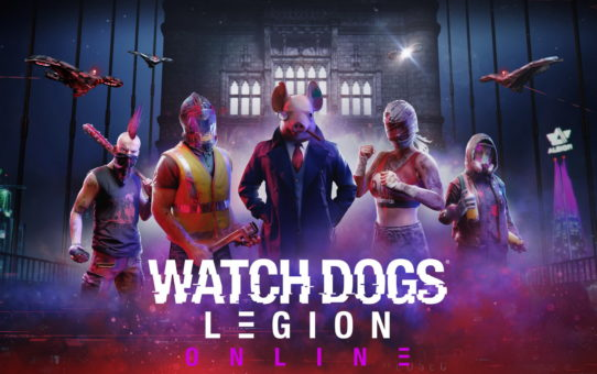 Watchdogs Legion Online mode