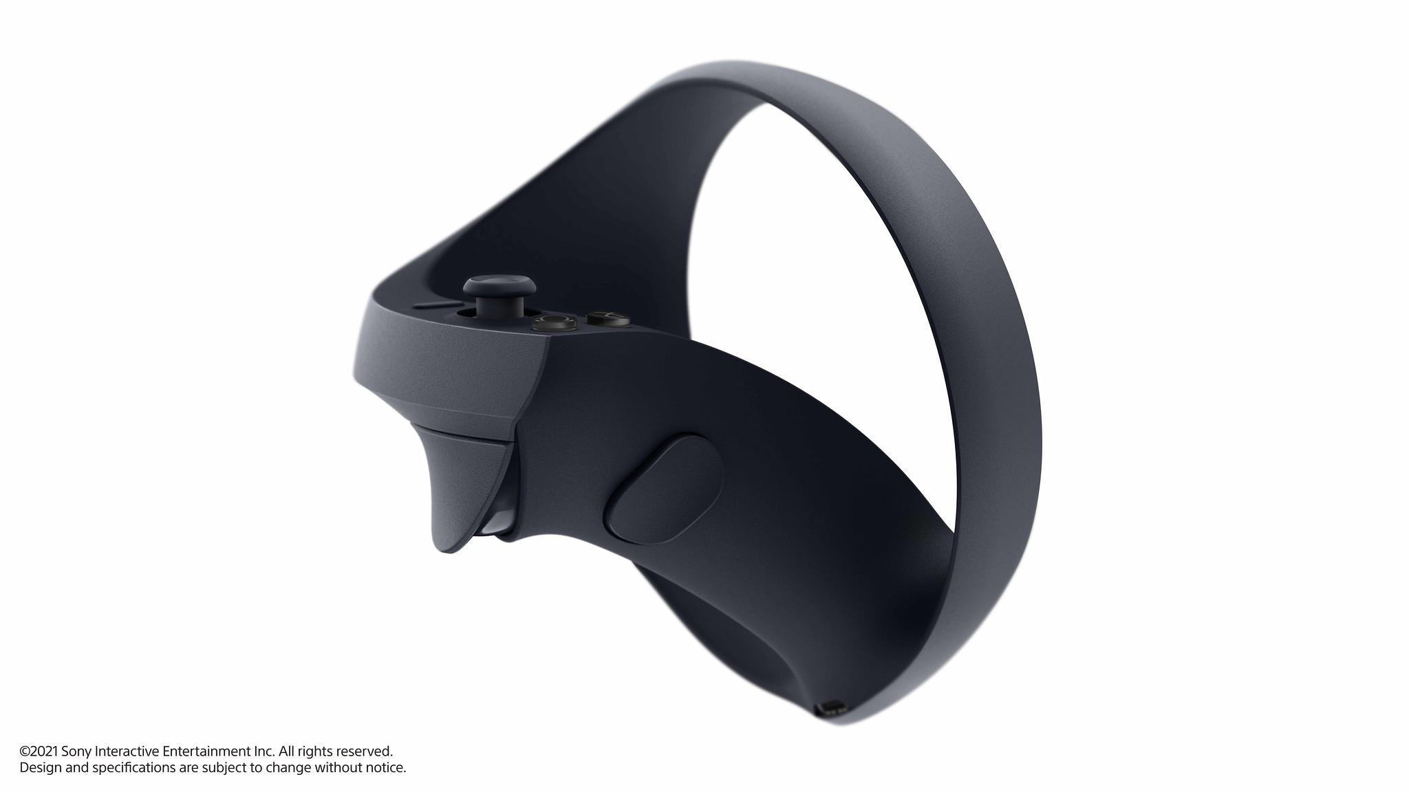 PS VR2 contrôleur