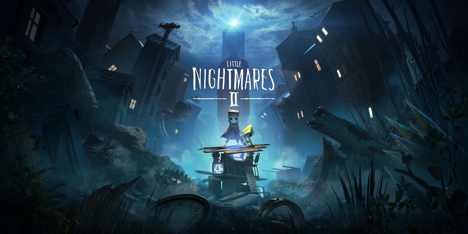 Little Nightmares 2 - Test
