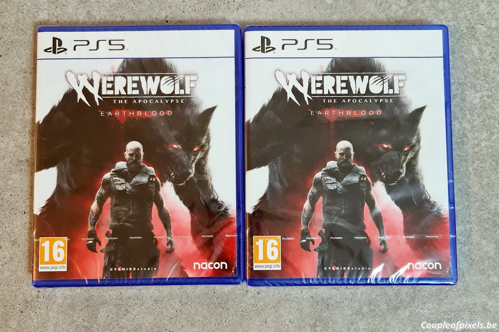 Werewolf the apocalypse Earthblood - concours