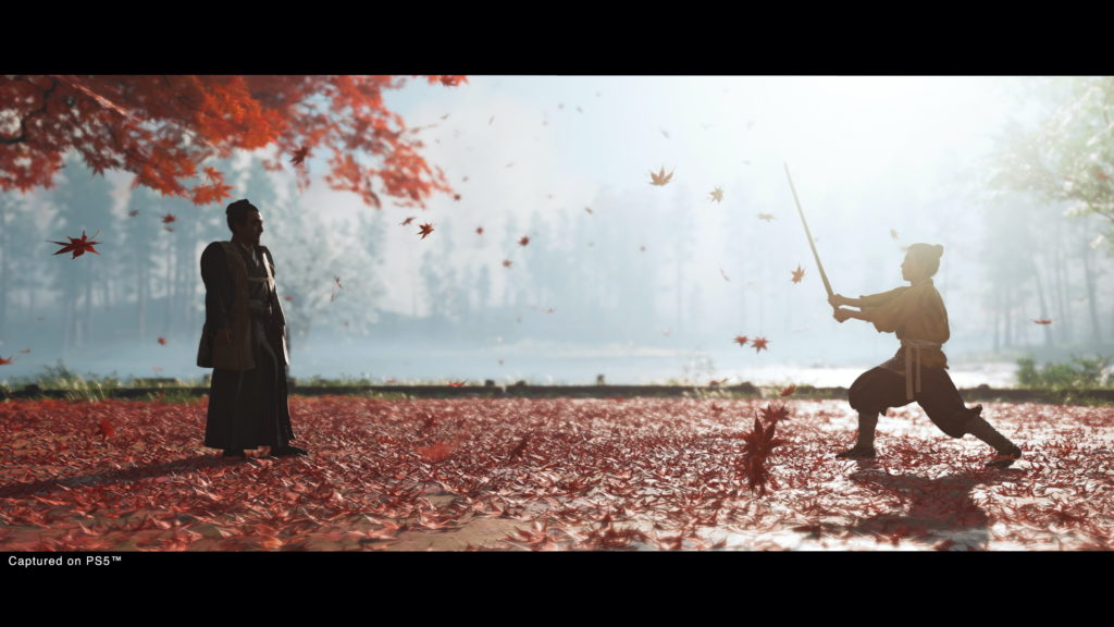 Ghost of Tsushima Director's Cut - Test