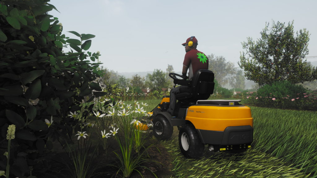 Lawn Mowing Simulator - Test