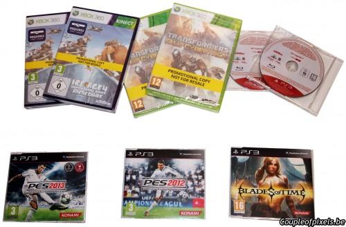Concours Anniversaire N 2 Activision Et Konami Vous Font Gagner 9 Jeux Ps3 Et Xbox360 Couple Of Pixels