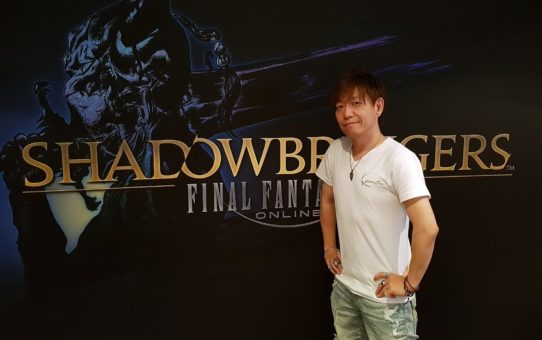 Interview Naoki Yoshida - FF XIV Shadowbringers