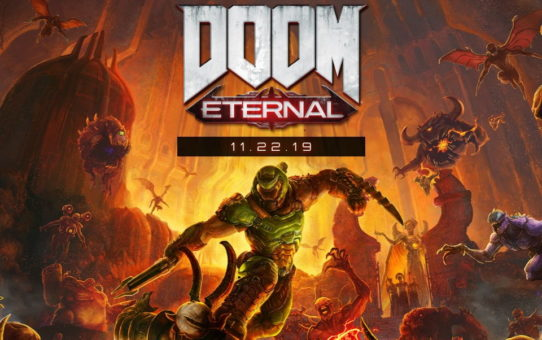 Doom Eternal - Preview E3 2019