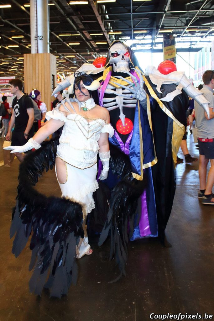 Cosplay Japan Expo 2019