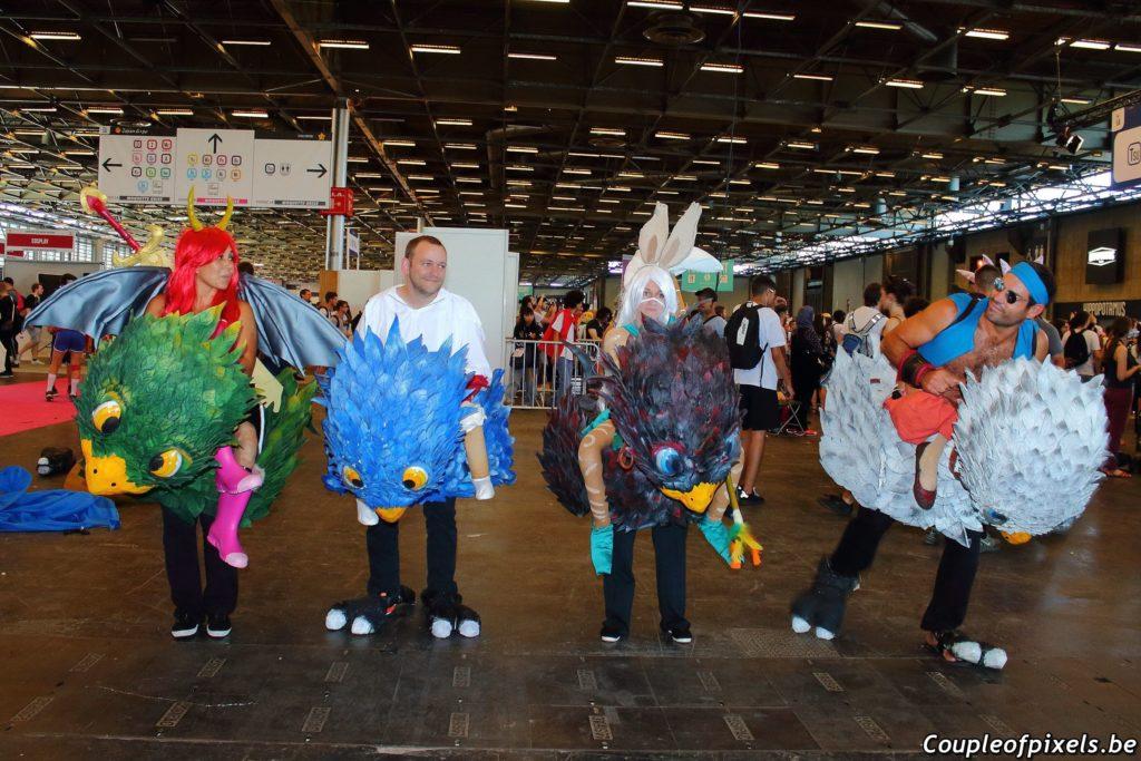 Cosplay Japan Expo 2019