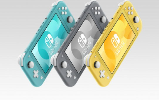 Nintendo swicth Lite