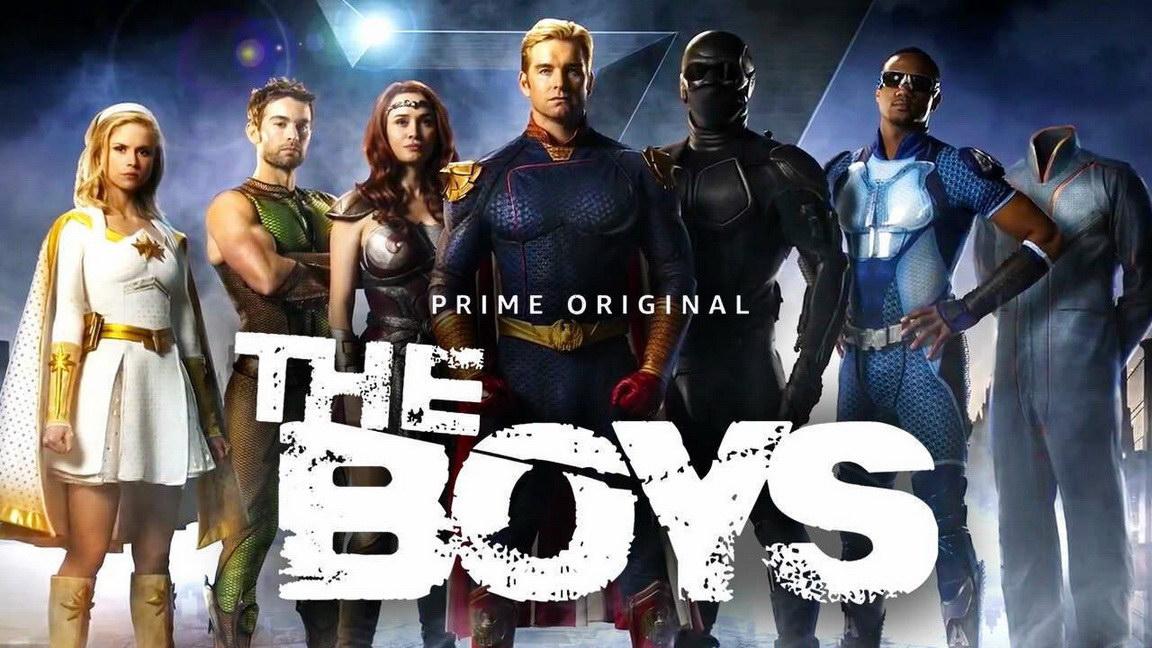 The Boys - Saison 1