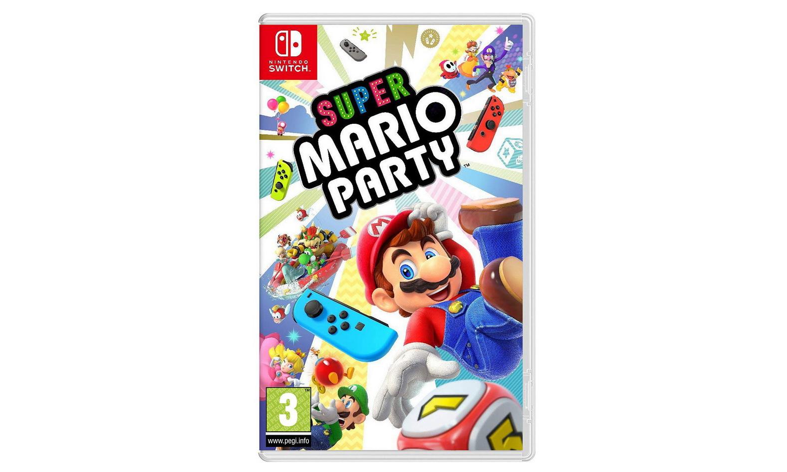 Super Mario Party-concours
