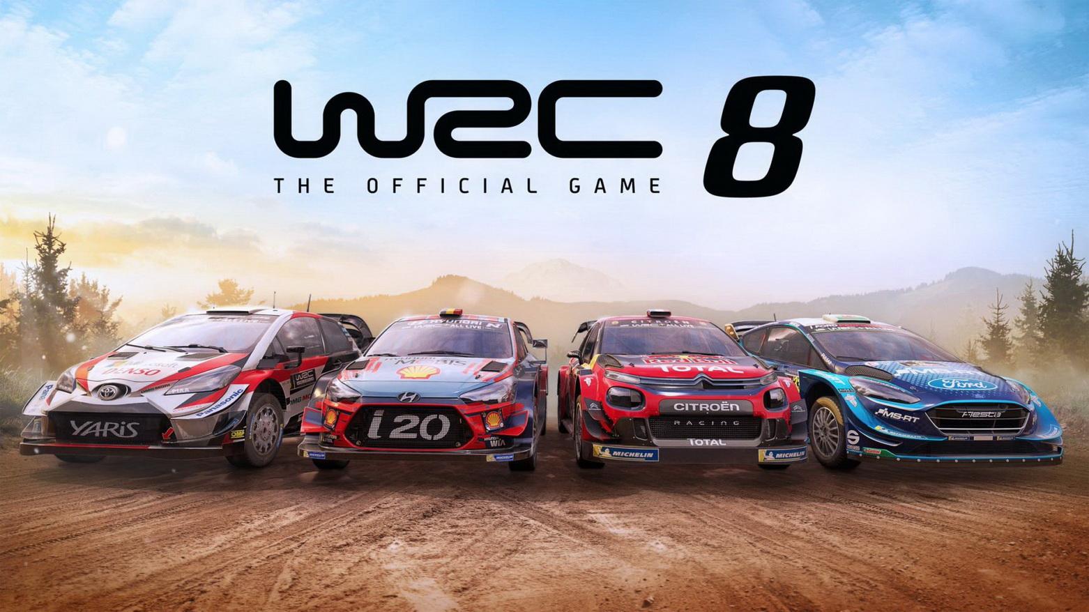 WRC 8 - Test