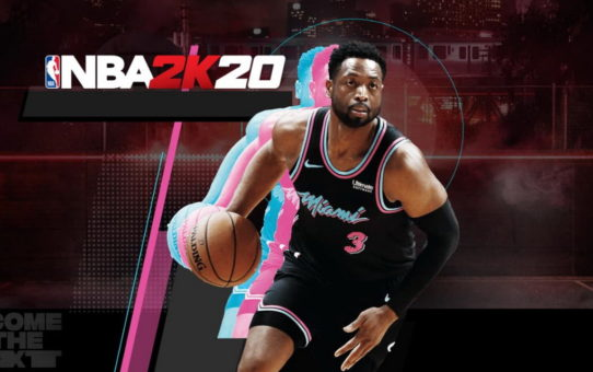 NBA 2k20 - test
