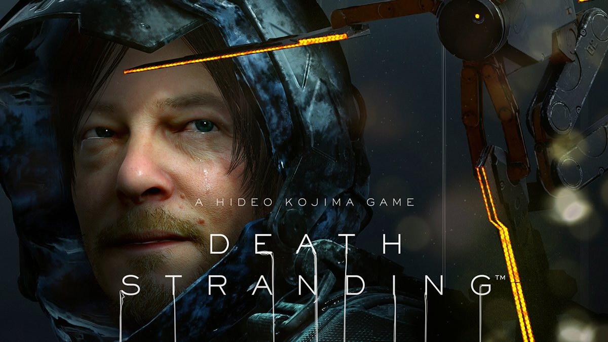 Death Stranding Test