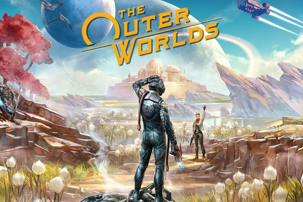 The Outer Worlds - Test