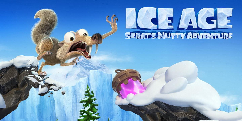 L'age de glace la folle aventure de scrat - test